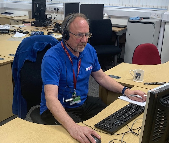 A day in the life of a Nottingham on Call operator